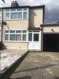 Thumbnail 3 bed semi-detached house to rent in Albany Park Avenue, Enfield