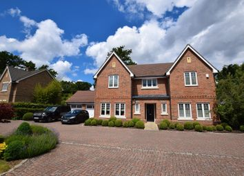Thumbnail 5 bed detached house for sale in Pinehurst Gardens, West Byfleet