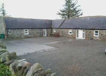 Thumbnail 3 bed barn conversion to rent in Glenrinnes, Keith