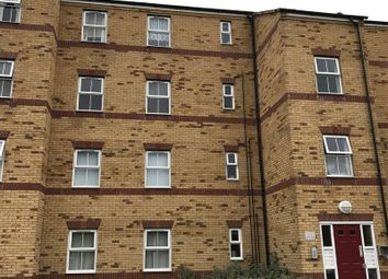Thumbnail 2 bedroom flat to rent in Elvaston Court, Grantham