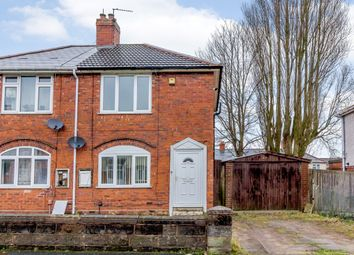 Thumbnail 3 bedroom semi-detached house for sale in Bowdler Road, Wolverhampton, West Midlands