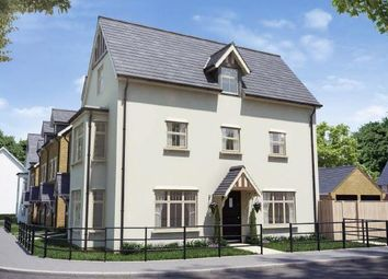 Thumbnail 4 bed mews house for sale in Buckton Fields, Northampton