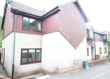 Thumbnail 1 bed flat to rent in The Mews, Cwmcarn, Newport