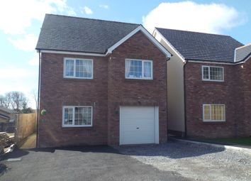 Thumbnail 4 bed detached house for sale in Clos Y Gat, Gorslas, Llanelli