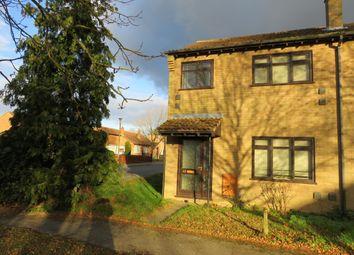 Thumbnail 3 bed terraced house to rent in Roebuck Drive, Lakenheath, Brandon