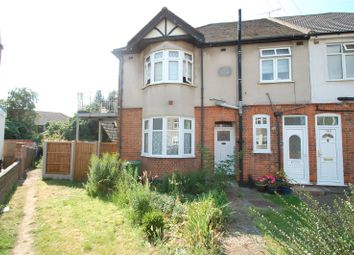 Thumbnail 2 bedroom flat for sale in Glenwood Avenue, Rainham, Essex