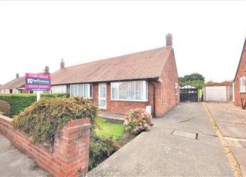 Thumbnail 2 bed semi-detached bungalow for sale in Avalon Drive, Freckleton, Preston, Lancashire
