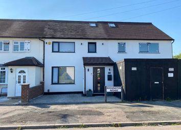 Thumbnail 4 bed terraced house for sale in Rossington Avenue, Borehamwood