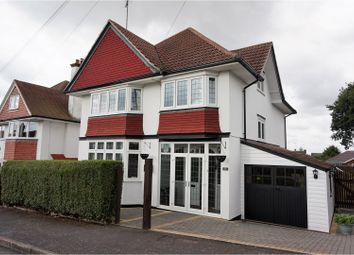 Thumbnail 6 bed detached house for sale in St. Michaels Road, Harwich