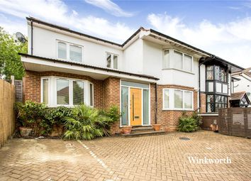 Thumbnail 2 bed flat for sale in Argyle Road, Woodside Park, London