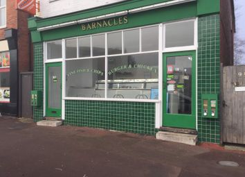 Thumbnail Restaurant/cafe to let in Fish & Chip Takeaway, Bournemouth