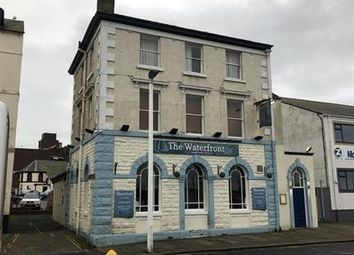 Thumbnail Pub/bar for sale in Waterfront, West Strand, Whitehaven, Cumbria