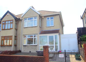 Thumbnail 3 bed semi-detached house for sale in St Dunstans Road, Bedminster, Bristol