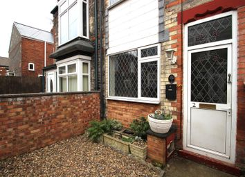 Thumbnail 2 bed terraced house to rent in Carisbrooke Avenue, Manvers Street, Hull
