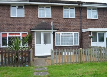 Thumbnail 3 bed terraced house to rent in Field Way, Denmead, Waterlooville