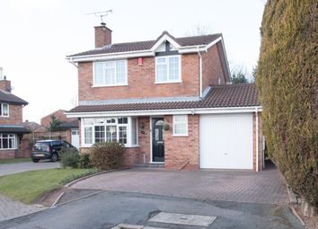 Thumbnail 3 bed detached house for sale in Broadlee, Wilnecote, Tamworth