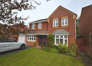 Thumbnail 4 bed detached house for sale in Hugo Way, Loggerheads, Market Drayton