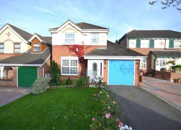 Thumbnail 3 bed detached house for sale in Buchanan Close, Sandringham Gardens, Northampton