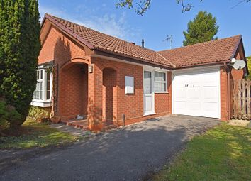 Catkin Close, Chineham, Basingstoke RG24. 2 bed detached bungalow
