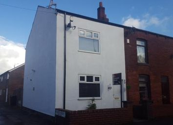 Thumbnail 2 bed end terrace house for sale in Tithe Barn Street, Westhoughton, Bolton, Greater Manchester