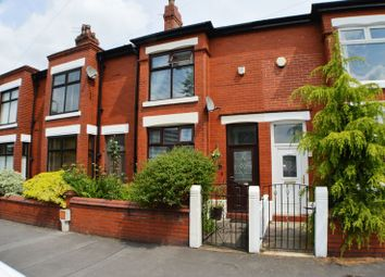 Thumbnail 2 bed terraced house for sale in King George Road, Hyde