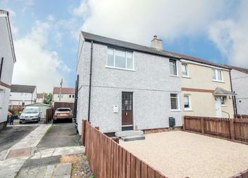 Thumbnail 3 bed semi-detached house for sale in 103 King Street, Fallin, Stirling