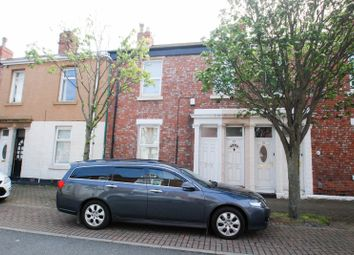 Thumbnail 3 bed flat for sale in Dacre Street, South Shields