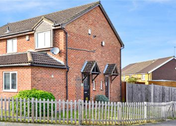 2 bed semi-detached house for sale in Harrowby Gardens, Northfleet, Kent DA11