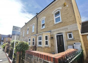 Thumbnail 4 bed end terrace house to rent in Kersley Road, Stoke Newington, London