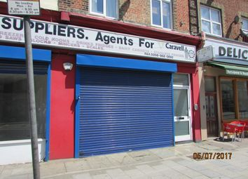 Retail premises to let in Harrow Road, Kensal Green NW10