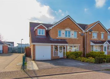Thumbnail 5 bedroom detached house for sale in Milestone Close, Heath, Cardiff