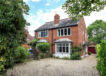 Thumbnail 3 bed semi-detached house for sale in Reading Road, Winnersh, Wokingham