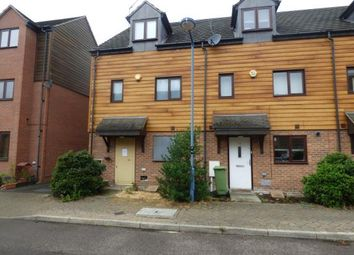 Thumbnail 4 bed end terrace house for sale in Bicton Chase, Broughton, Buckinghamshire