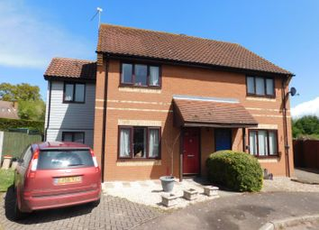 Thumbnail 3 bed semi-detached house for sale in Glebe Way, Mendlesham, Stowmarket
