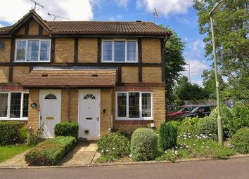 Thumbnail 2 bedroom end terrace house for sale in Percheron Drive, Knaphill, Woking