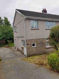 Thumbnail 3 bed semi-detached house to rent in Priors Way, Dunvant, Swansea, Abertawe