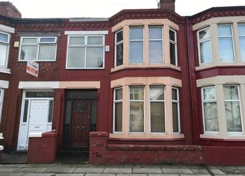 Thumbnail 3 bedroom terraced house for sale in Selby Road, Liverpool
