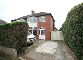 Thumbnail 3 bed semi-detached house for sale in Lathom Grove, Sale