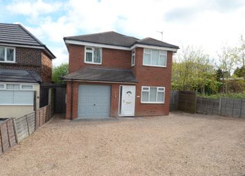 Thumbnail 3 bed detached house for sale in Grimstock Hill, Lichfield Road, Coleshill, Birmingham