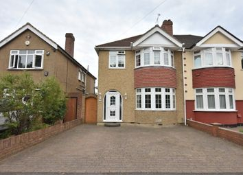 Thumbnail 3 bed semi-detached house for sale in North Approach, Watford
