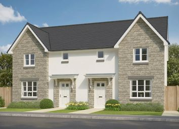 "Thumbnail 3 bed semi-detached house for sale in ""Craigend"" at Victoria Street, Monifieth, Dundee"