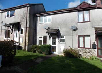 Thumbnail 2 bed terraced house to rent in Baynes Close, St. Cleer, Liskeard