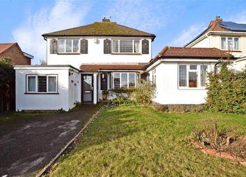 Thumbnail 4 bed detached house for sale in Higham Lane, Tonbridge, Kent