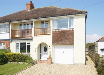 Thumbnail 4 bed semi-detached house for sale in Stocks Lane, East Wittering, Chichester