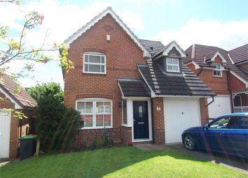 Thumbnail 3 bed detached house to rent in Winterbank Close, Sutton-In-Ashfield