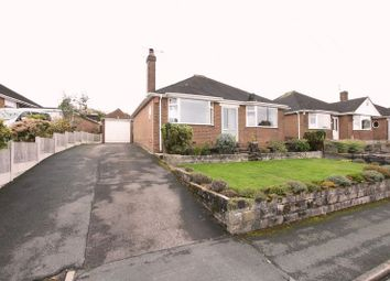 Thumbnail 2 bed detached bungalow for sale in Northfield Drive, Biddulph, Stoke-On-Trent