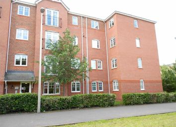 Thumbnail 2 bed flat for sale in Trevithick House, Crewe, Cheshire