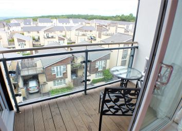 Thumbnail 2 bed flat for sale in Phoebe Road, Copper Quarter, Swansea