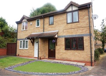 Thumbnail 3 bed semi-detached house for sale in Lakeland Avenue, Nottingham
