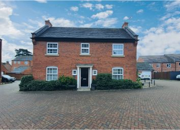 4 bed detached house for sale in Wycliffe Close, Narborough, Leicester LE19